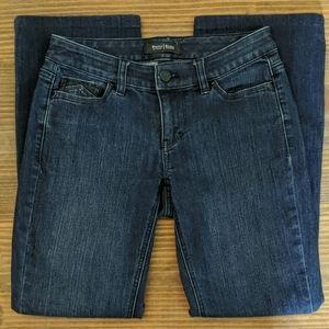 White House Black Market Contour Bootcut Jeans